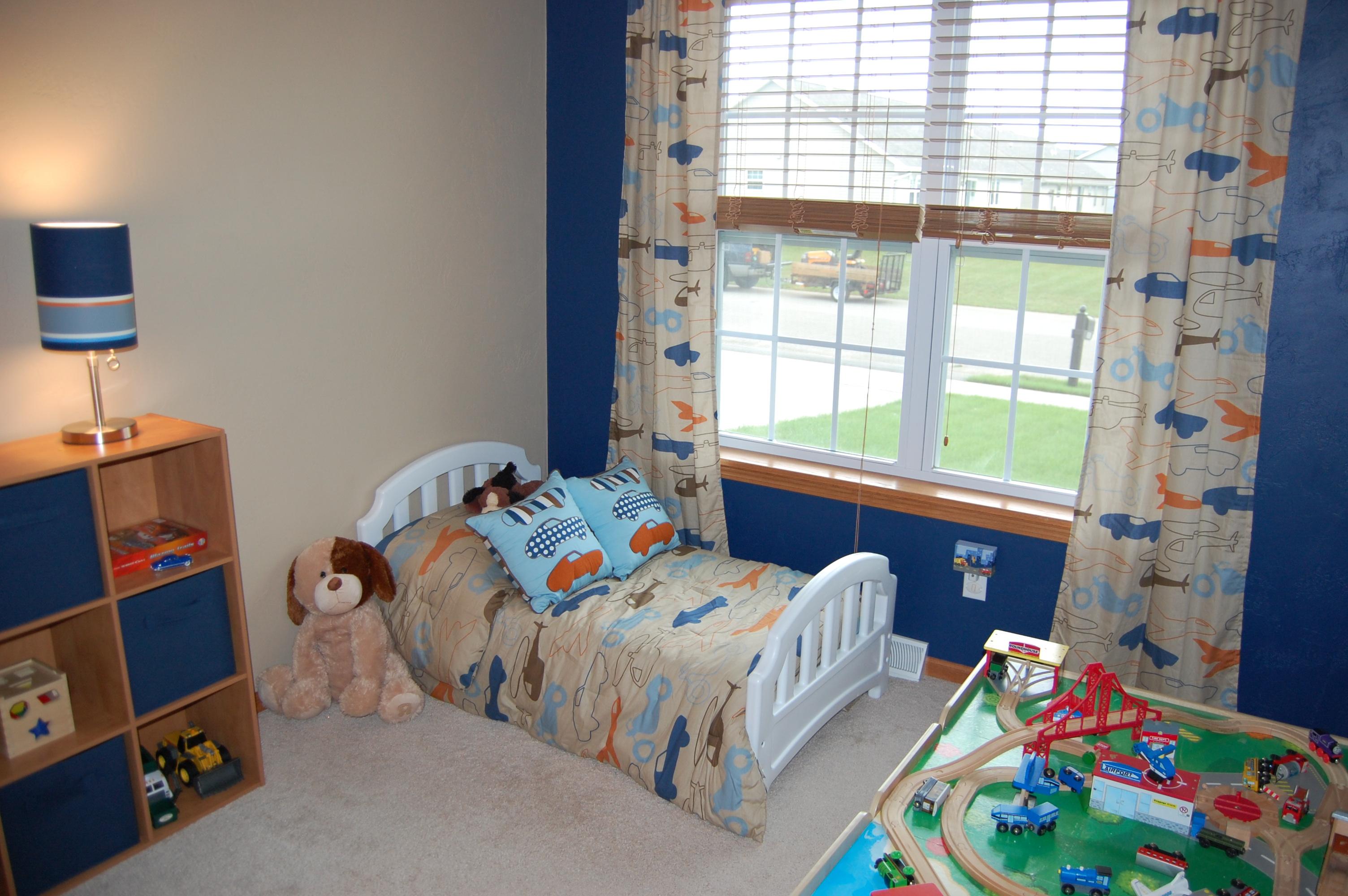 Toddler Boy Room