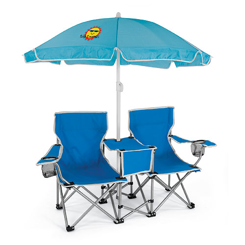 One Step Ahead Double Folding Chair Review Giveaway